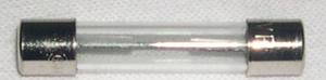 Glassäkring 3 amp