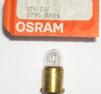 Glödlampa 12V-2W