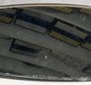 Backspegelhuvud svart