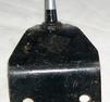 Hållare pedalaxel