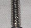 Plåtskruv rostfri 3,5x33mm