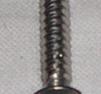 Plåtskruv rostfri 4x33mm