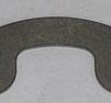 Låsbricka svänghjul