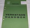 Verkstadshandbok Specifiationer Volvo 140-Ser.