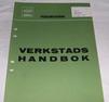 Verkstadshandbok Bromsar Volvo PV544, P210