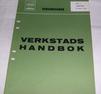 Verkstadshandbok Smörjning  Volvo PV544, P210