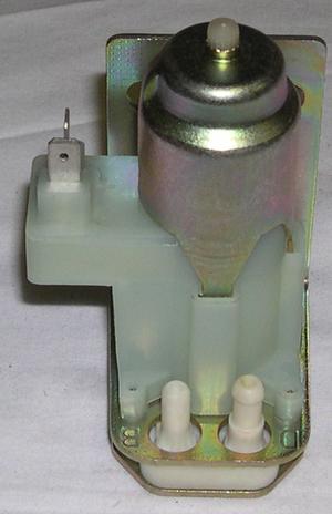 Spolarmotor