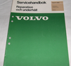 Verkstadshandbok Automatlåda BW55 Volvo 240-Ser.