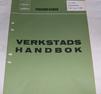 Verkstadshandbok Kardanaxel Volvo P120, 140-Ser. P1800