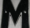 Bokstav M