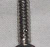 Plåtskruv rostfri 3,5x14mm