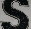 Bokstav S