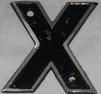 Bokstav X