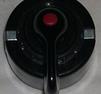Körvisaromkopplare m kontrollampa