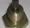 Oljeplugg magnet