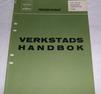 Verkstadshandbok Instrument-Värmesystem Volvo P1800