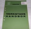 Verkstadshandbok Instrument-Värmesystem Volvo PV544, P210