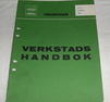 Verkstadshandbok Karosseireprationer Volvo P1800