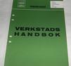 Verkstadshandbok Fjädrar, Stötdämpare, Hjul, Volvo P120,  P1800