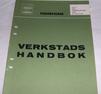 Verkstadshandbok Fjädrar, Stötdämpare, Hjul, Volvo PV544, P210