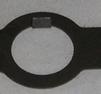 Låsbricka framhjul