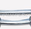 Stötfångarsats rostfritt stål