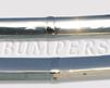 Stötfångarsats Rekord P1 rostfritt stål