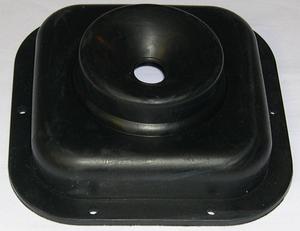 Gummidamask