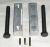 Pressverktyg för gångjärnssprint