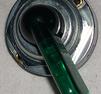 Körvisaromkopplare med kontrollampa 12V