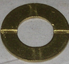 Bronze bricka