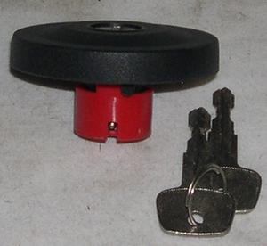 Tanklock låsbart