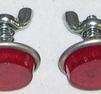Reflexsats röd