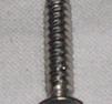 Plåtskruv rostfri 3,5x17mm