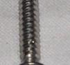 Plåtskruv rostfri 4x18mm
