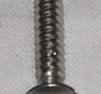 Plåtskruv rostfri 3,5x20mm