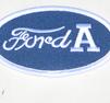 Tygmärke A-Ford