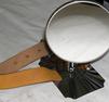 Backspegel f. mont på reservhjul
