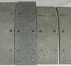Bromsbandsats 60x285mm