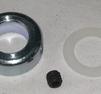 Axiallåsning vattenpump