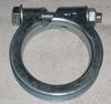 Avgasklamma 48-45mm