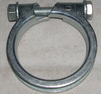 Avgasklamma 45-42mm