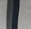 Gummilist U-profil
