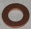 Kopparbricka 5x9x1