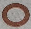 Kopparbricka 8x14x1