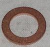 Kopparbricka 11x17x1