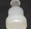 Sugventil med bottensil