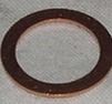 Kopparbricka 14x20x1