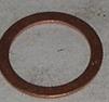 Kopparbricka 17x22x1