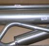 Avgassystem komplett PV444/544 B16 1957-61